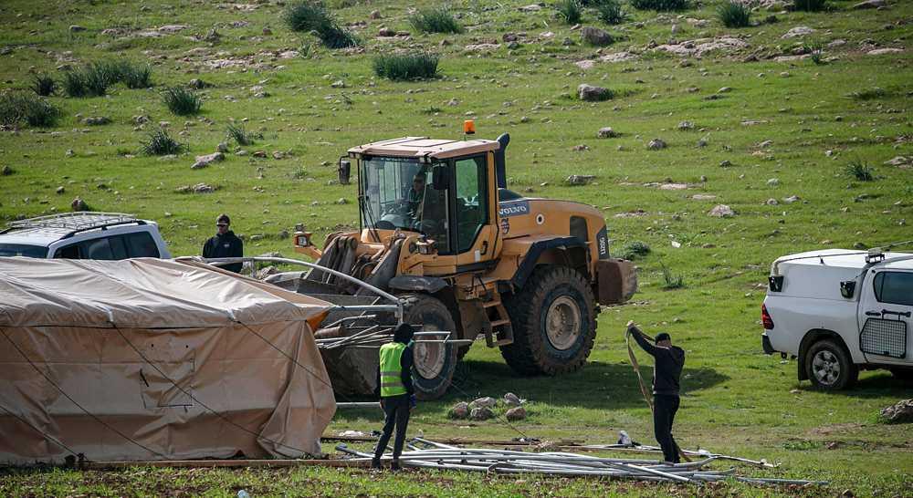European states, UN urge Israel to halt arbitrary demolitions in West Bank