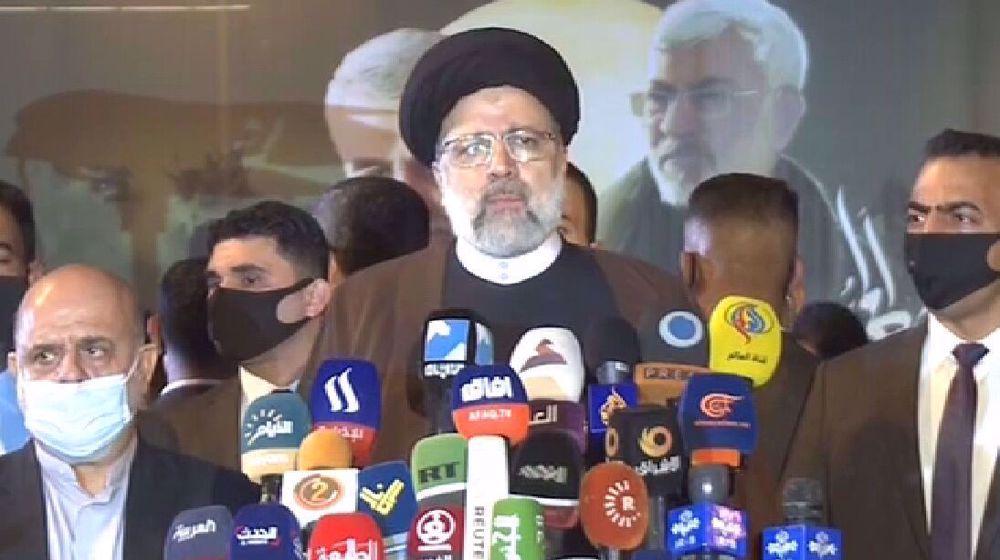 Iran judiciary chief to pursue US assassination of Gen. Soleimani in Iraq visit