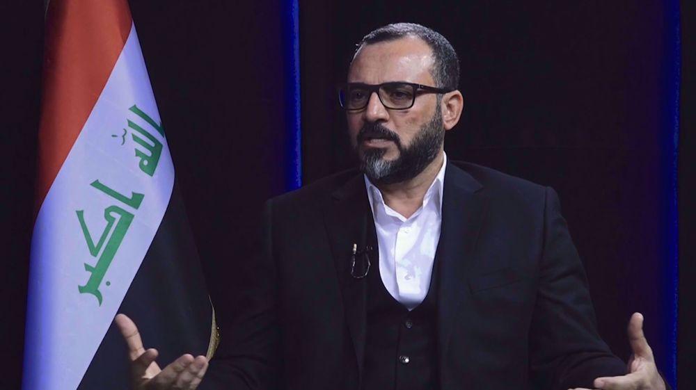 Islamic Revolution helped resistance axis grow: Iraq's Nujaba spox tells Press TV