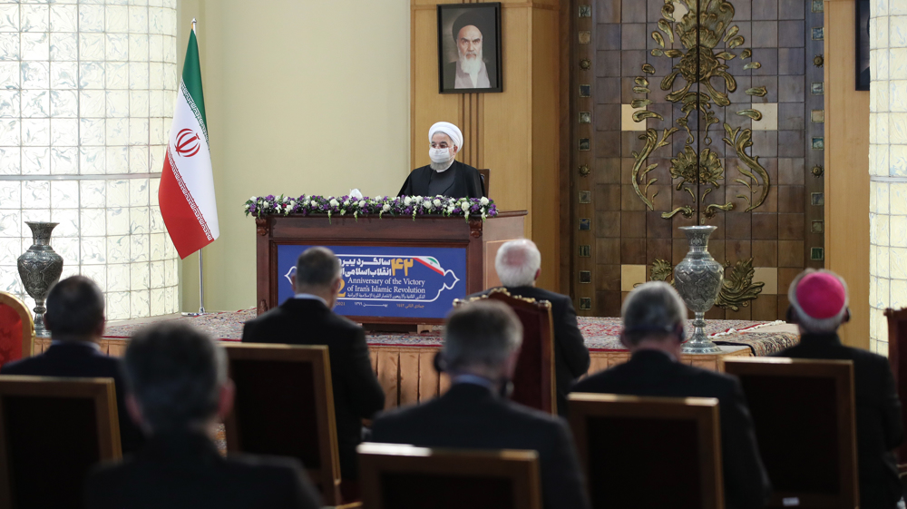 No one should expect Iran to take first step towards JCPOA: Rouhani