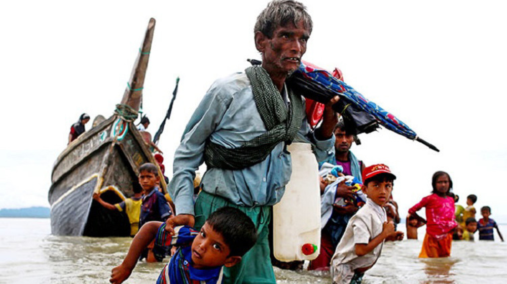 India urged  to provide refuge to Rohingya adrift at Indian Ocean