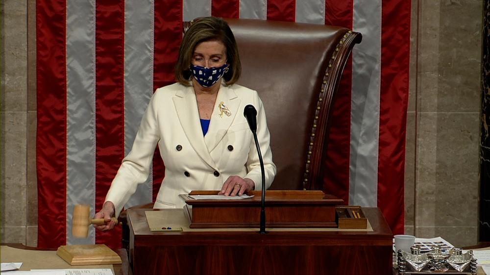 US House approves $1.9 trillion stimulus bill