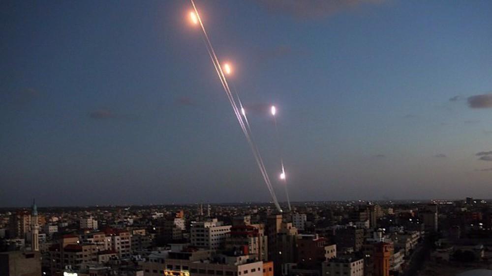 Netanyahu traqué à coup de missile