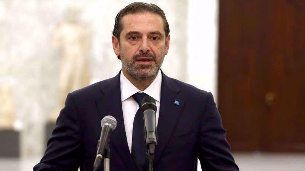 Hariri says Lebanon has to re-engage IMF to avoid collapse