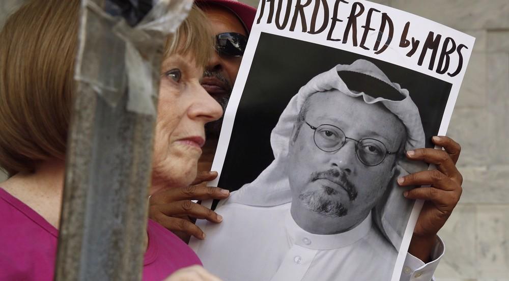 US Congress moves to punish Saudi crown prince for Khashoggi murder