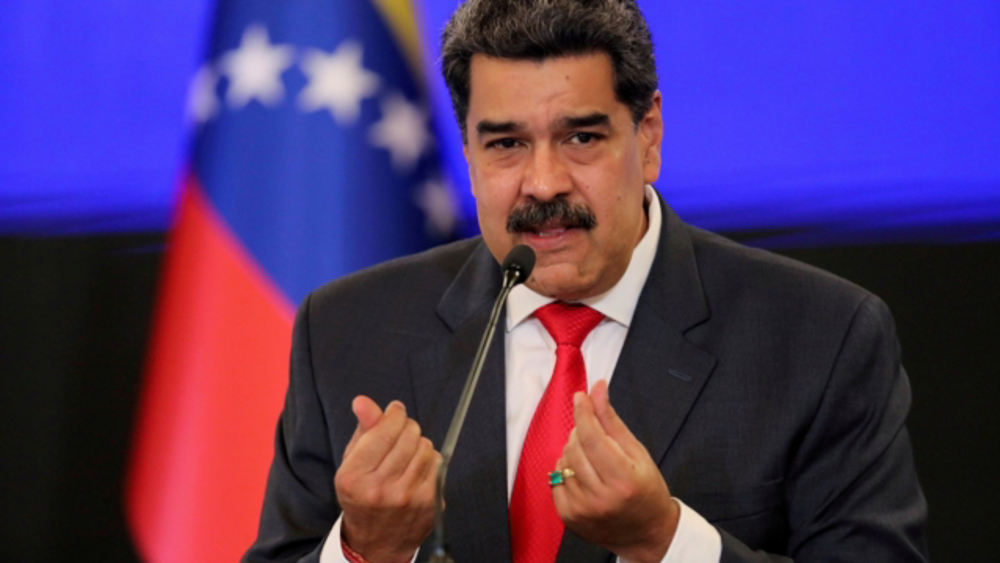 Venezuela accuses Facebook of 'digital totalitarianism' over banning Maduro's page