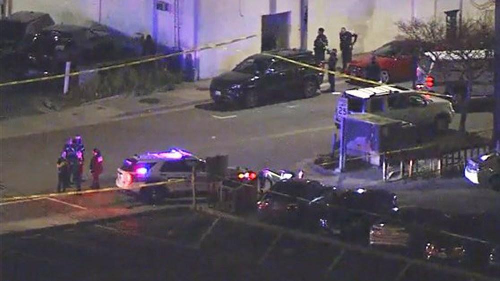 More US shootings in Virginia Beach kill 2, injure 8