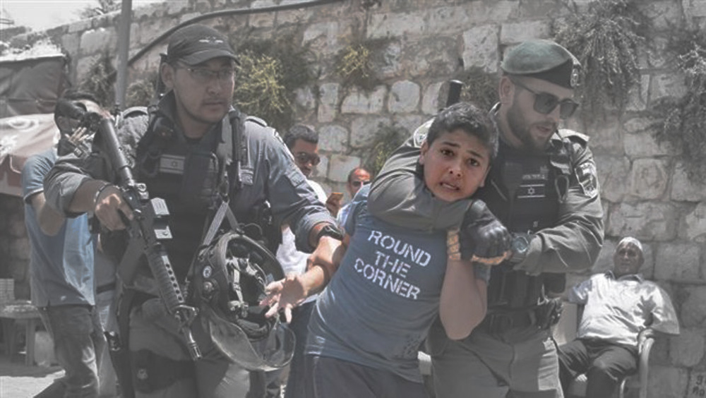 Israel puts two more Palestinian minors into administrative detention