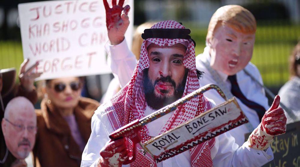 US lawmakers push for sanctions against bin Salman over Khashoggi murder