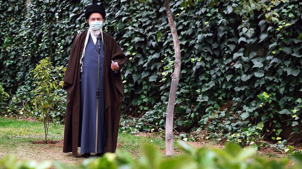 Leader urges conservation as Iran marks Arbor Day