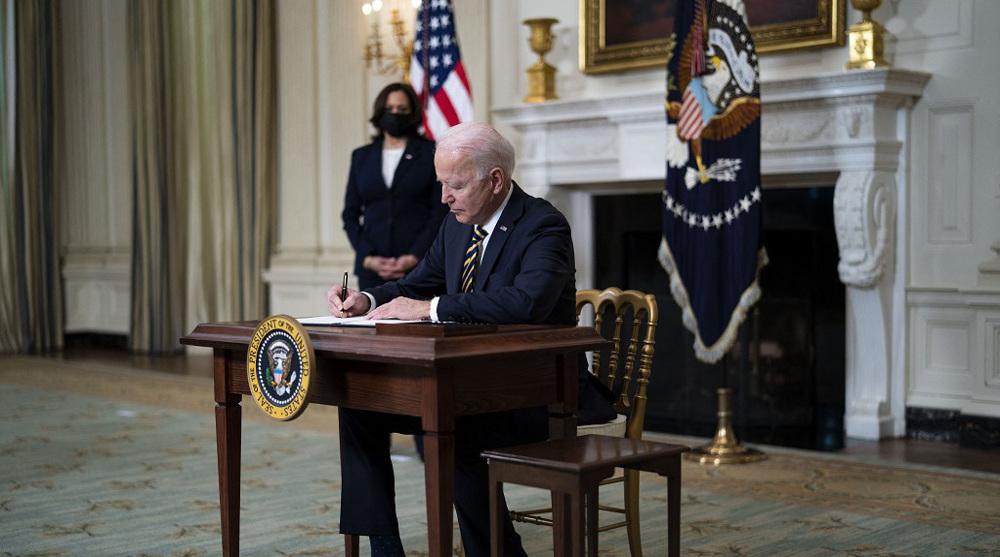 Biden renews US national emergency, sanctions against Iran