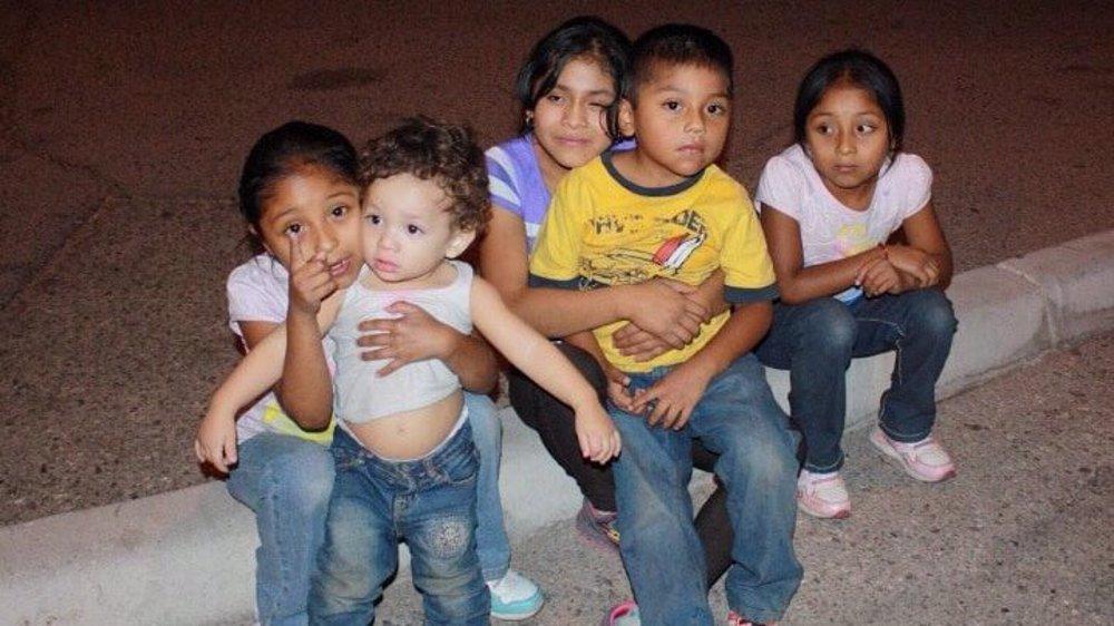 Biden admin. eyes Virginia military base to house migrant children
