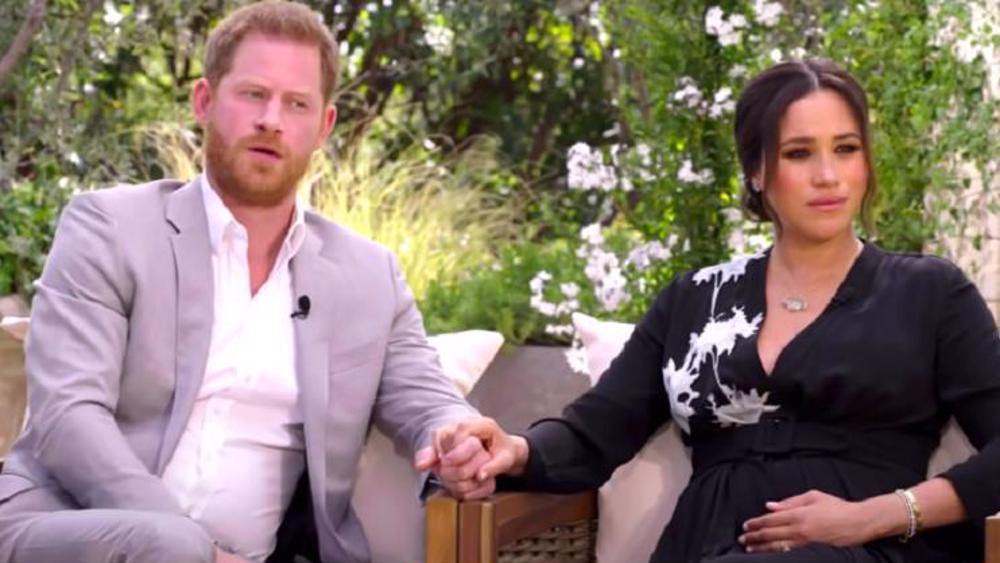 Harry and Meghan: 'Racism' forced us to leave Royal Family and the UK