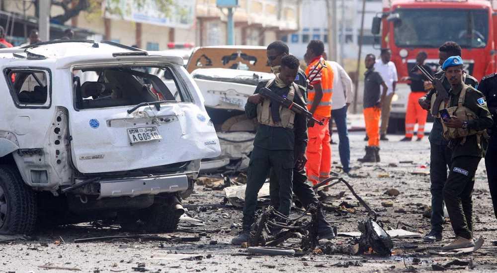 Somalia: Seven killed, eight injured in two terrorist explosions