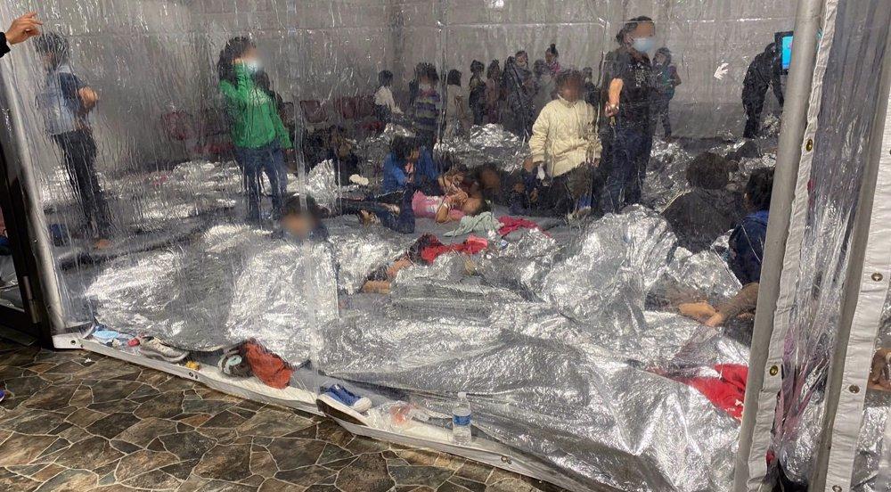 Migrant mayhem at US border 'nothing short of heartbreak': Congressman
