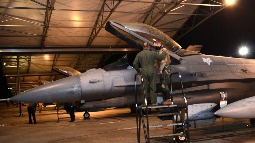 US deploys F-16s to Saudi Arabia despite criticizing war on Yemen