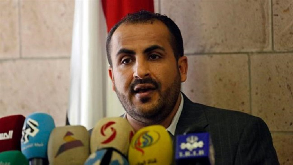 Calls for peace insincere as long as Yemen siege persists: Ansarullah