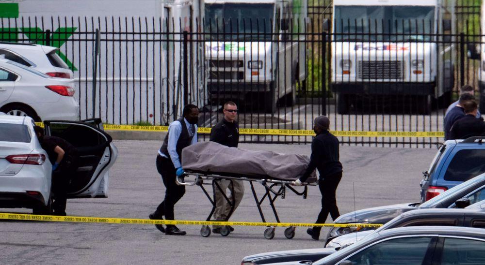 Biden: Gun violence becomes 'epidemic' in America