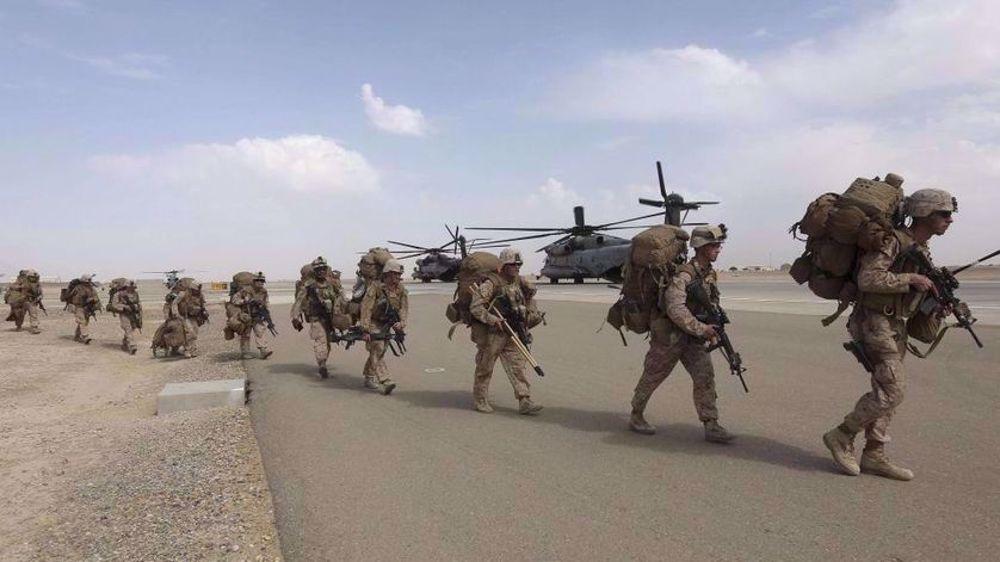Afghanistan: de quoi fuient les USA?