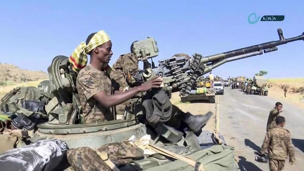 Eritrea admits troops fighting in Tigray, says working with Ethiopia on pullout