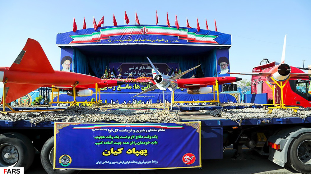 Top commander: Drones Iranian Army's trump card in any battle