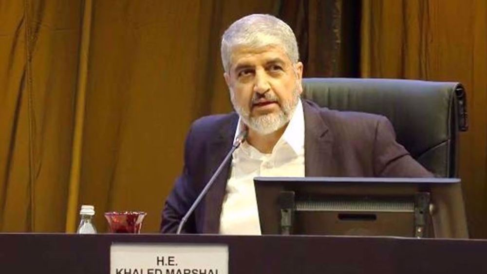 Top Hamas official: We will force Israel to free Palestinian prisoners