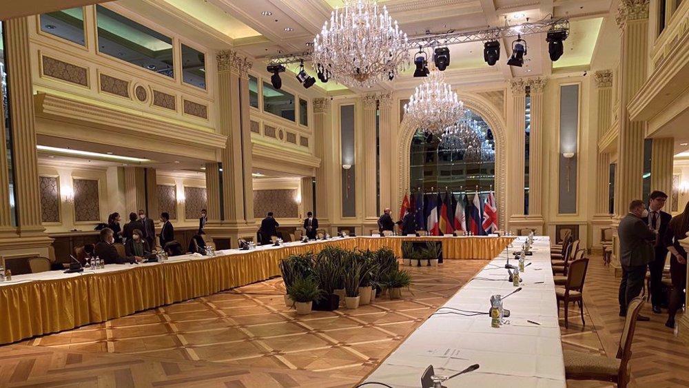 Russia: Progress in Vienna talks; P4+1 enter 'drafting stage'