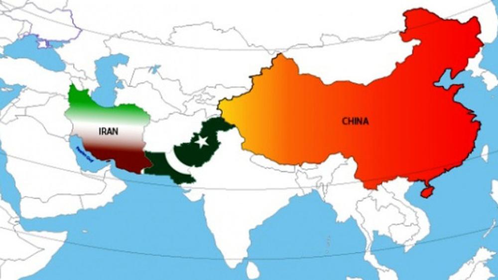 1ère bataille anti US Iran-Pakistan?