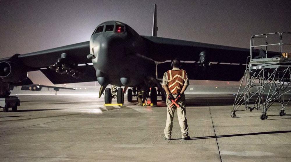 US military sending B-52 bombers to Afghanistan: Pentagon