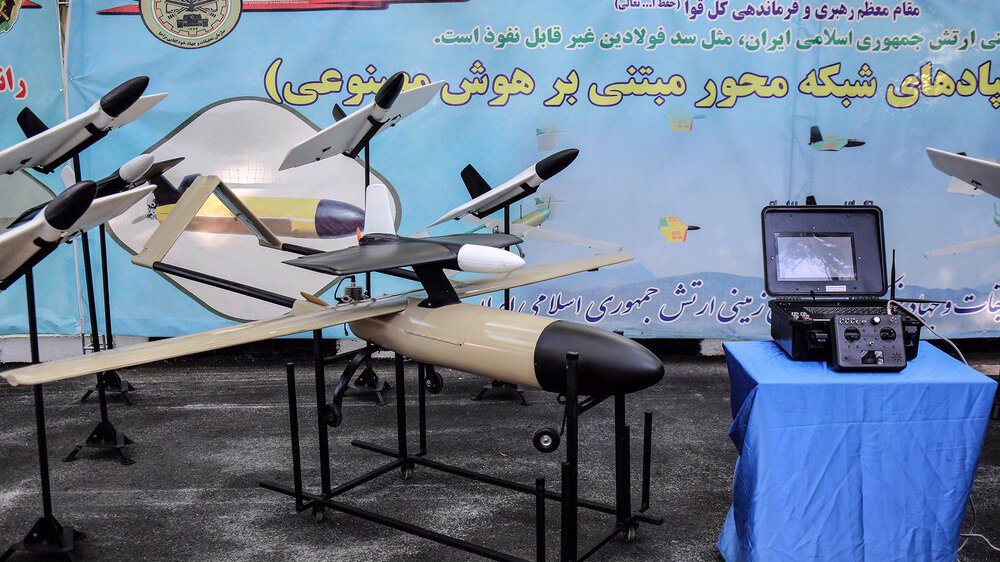 Iran army unveils new military achievements
