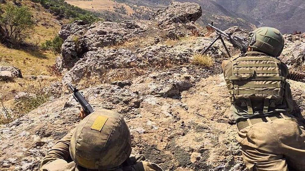 Turkish forces seize northern Iraqi village amid anti-PKK offensives