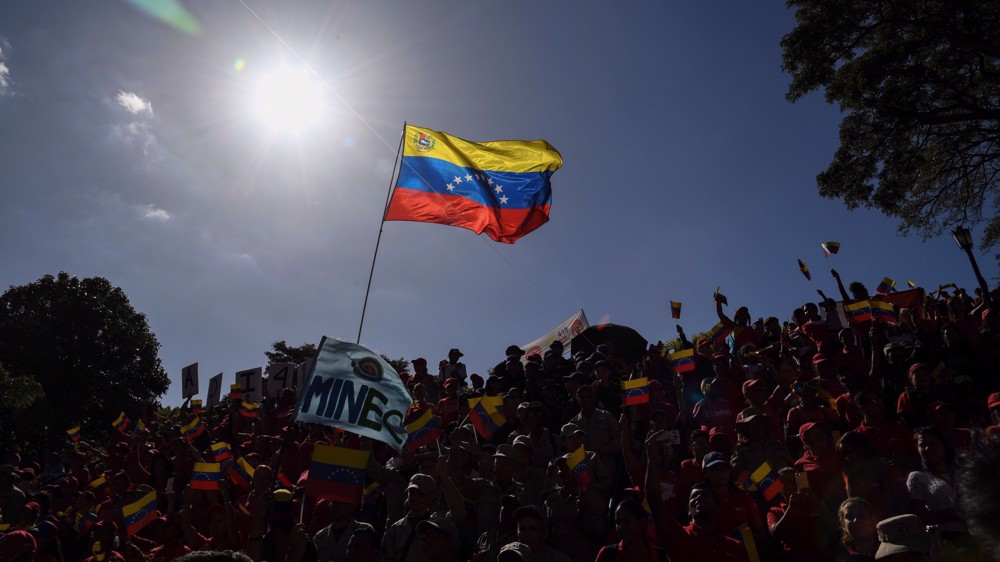 """Freezing of Venezuela's assets by US amid economic crisis """"an act of war"""": Analyst"""