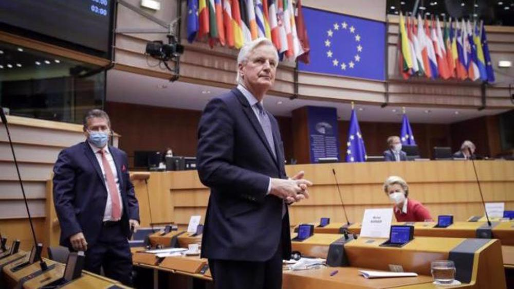 European Parliament approves post-Brexit trade deal with UK