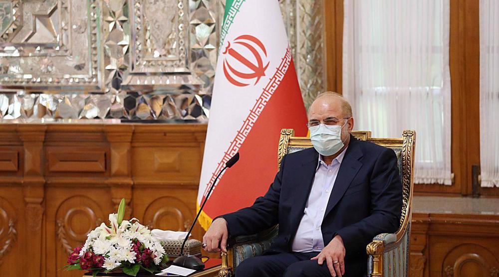 Foreign military presence endangers Persian Gulf security: Iran parliament chief