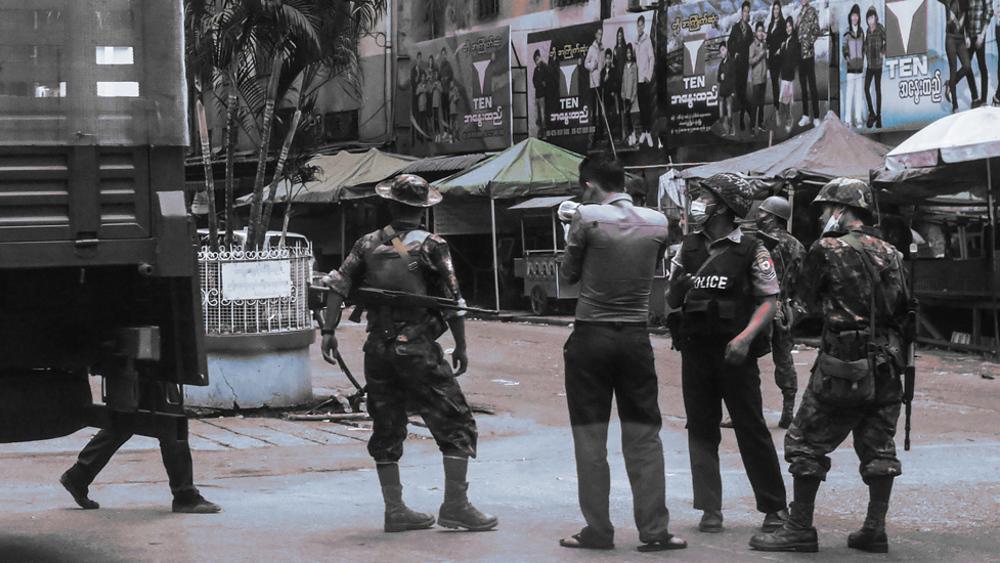 Myanmar's junta kills 5 more protesters, death toll passes 550