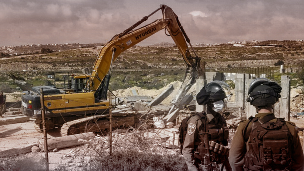 Israel demolishes 26 Palestinian structures in two weeks: UN