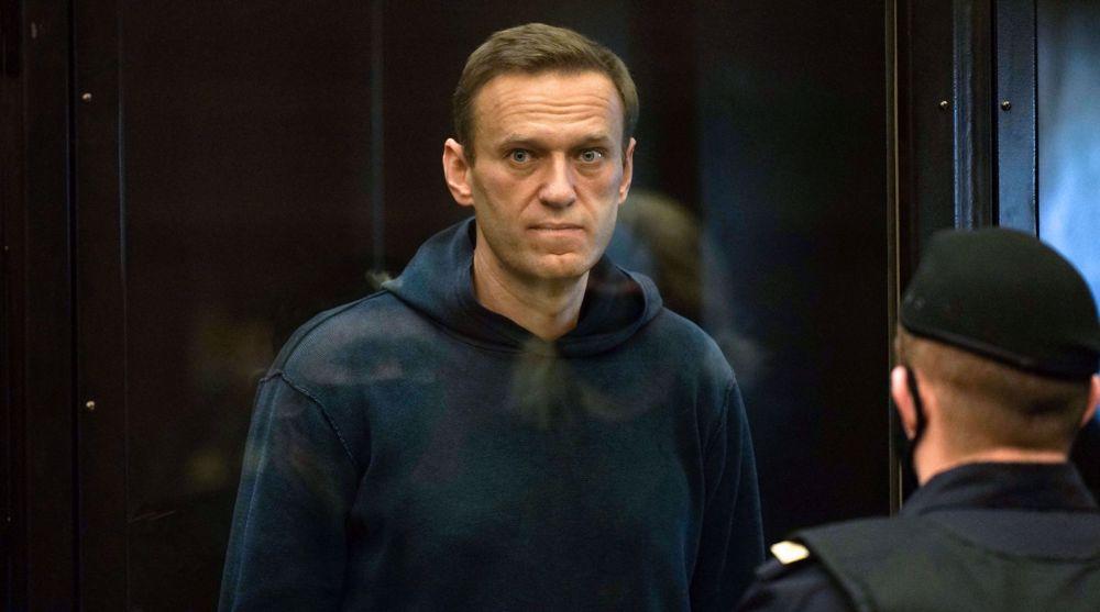 Russian agency designates Navalny's network as 'terrorist, extremist' organization