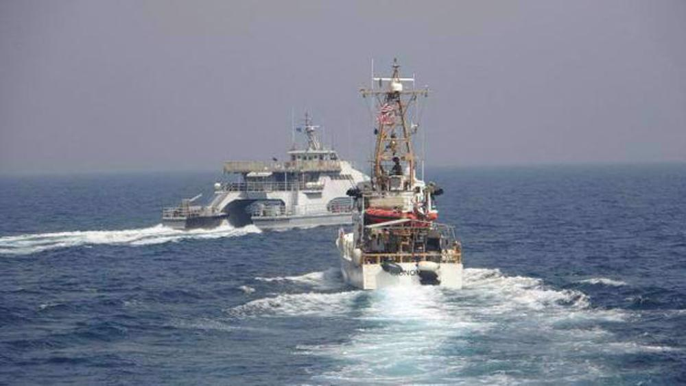 """G. Persique: """"l'US Navy a perdu"""""""