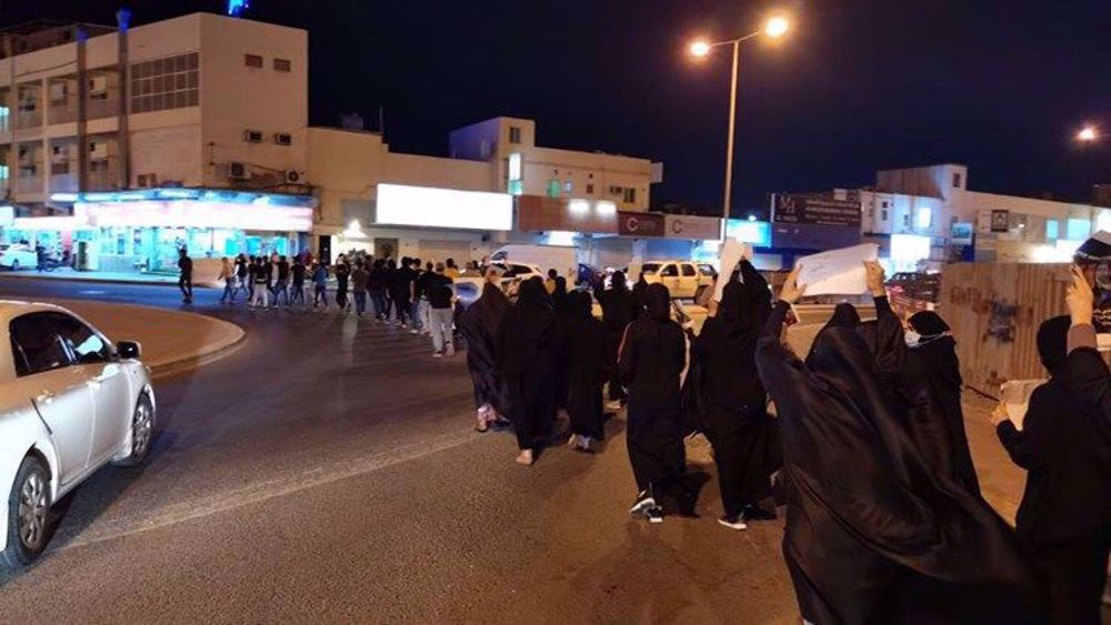 Bahrainis hold rallies to demand release of prisoners amid pandemic