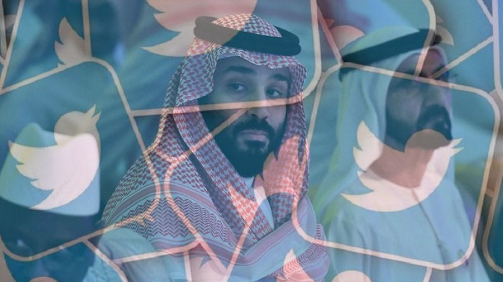 Twitter in KSA, tool of oppression