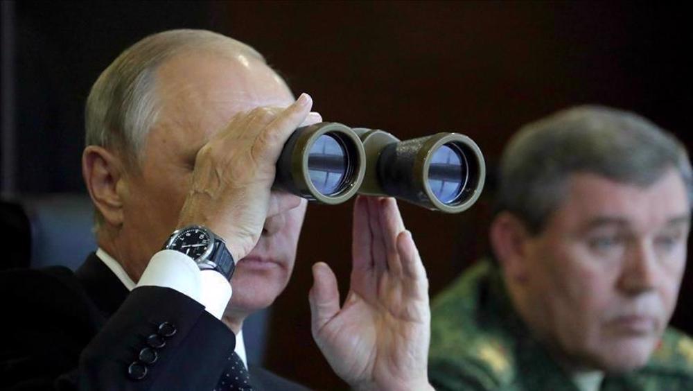 Ukraine: la méga-manœuvre russe
