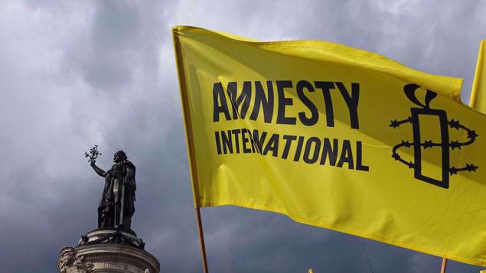 Amnesty International slams UK in its rights report