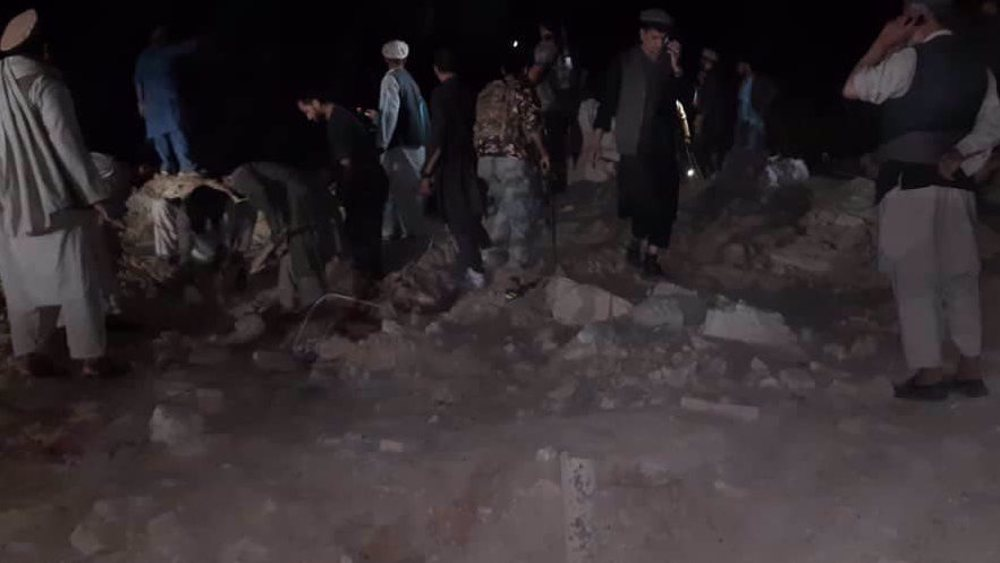 27 people killed, dozens injured in bomb attack in Afghanistan