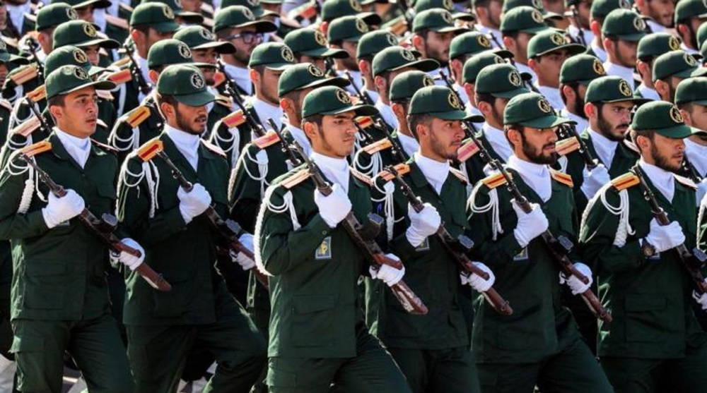Iran's IRGC vows 'more powerful' support for Palestine