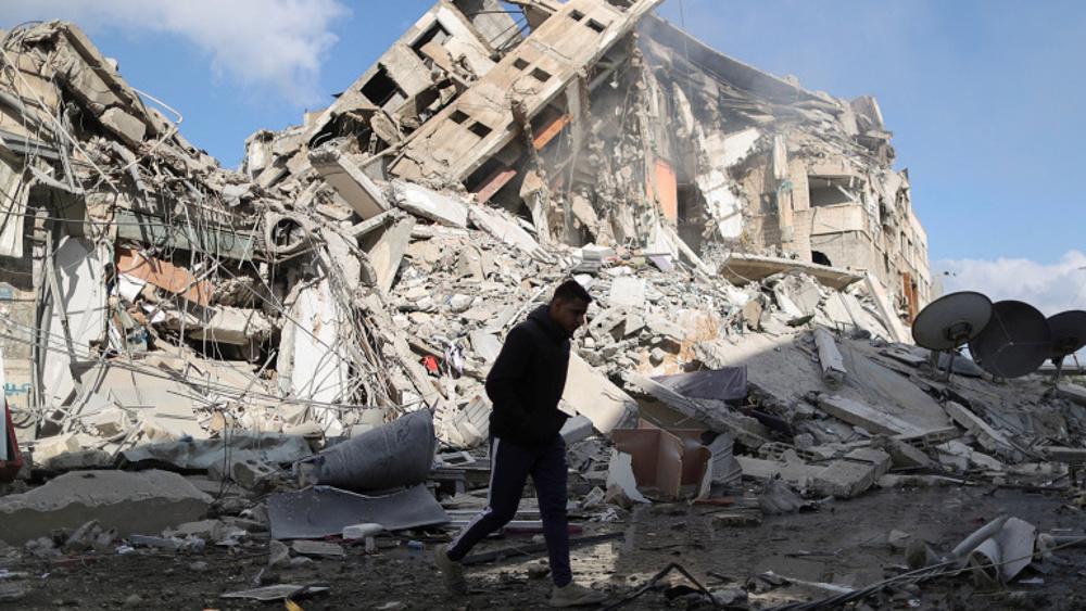 Hamas targets Israeli air base, Iron Dome stations, chemical plant