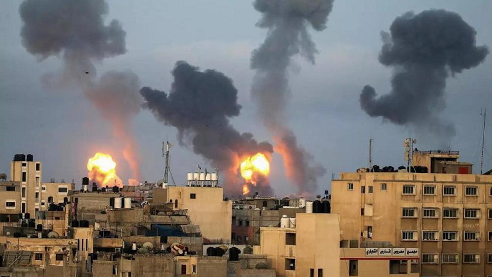 Israeli airstrike kills 8 children, 2 women from same family in Gaza