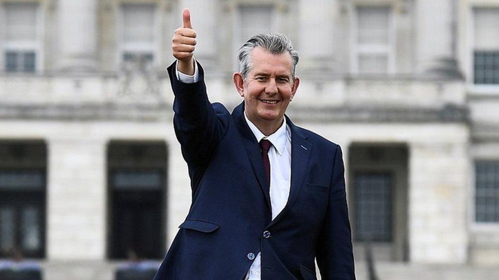 DUP leader-designate Edwin Poots attacks Northern Ireland Protocol