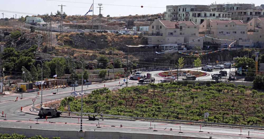 Israeli forces kill Palestinian woman in West Bank