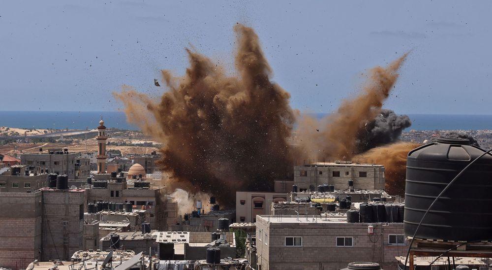 UN: Over 75,000 displaced in Gaza due to Israeli aggression