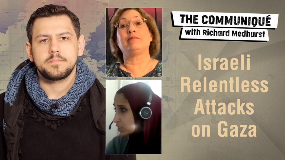 Israeli relentless attacks on Gaza